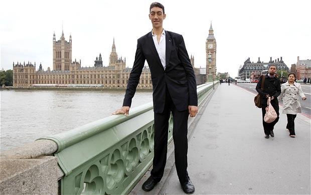 Теги:Человек,рост,самый высокий человек в мире,рост,Султан Косен,остановилсяПодготовлено к публикации сайтом.