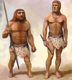 Причиной вымирания неандертальцев стала метисация